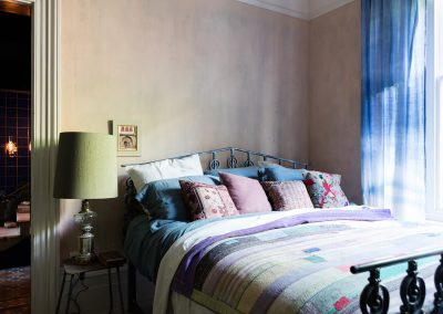 REGENCY BED – GEORGE CLARKE, OLD HOUSE NEW HOME