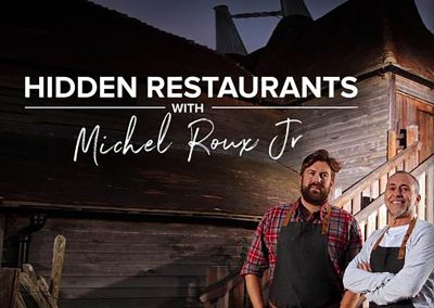 HIDDEN RESTAURANTS – WITH MICHEL ROUX JNR
