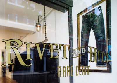 RIVET & HIDE – LONDON