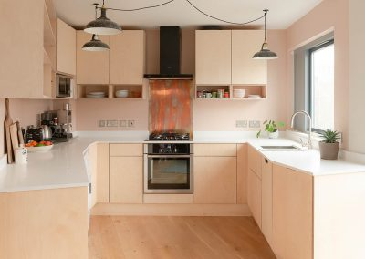 BIRCH PLY KITCHEN