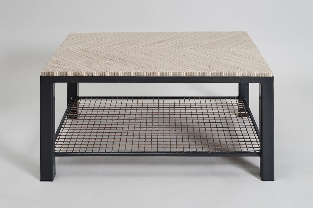 'PLY LINES' COFFEE TABLE
